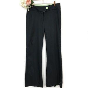 Nike Black Bootcut Wide Leg Pants Women's Size 4-6